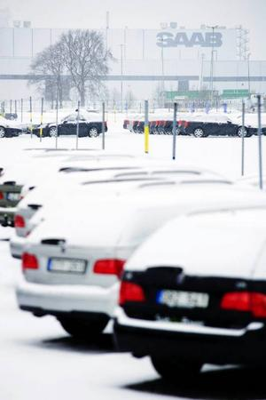 Regringen tänker inte ge Saab ekonomiskt stöd.Foto: Scanpix