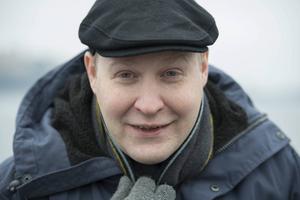 Henrik Dorsin har en av huvudrollerna i filmen