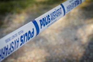 Rånet skedde i en bostad i en mindre by utanför Bergsjö.