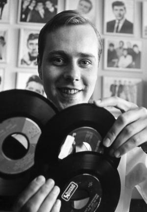 Klas Burling satt i studion i Stockholm när Malungsungdomarna kuppade.