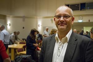Ludvig Sandberg vid Forum – idéburna organisationer med social inriktning, var särskilt inbjuden för att tala om IOP.