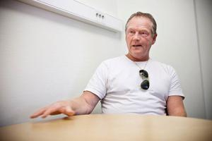 Ulf Berg och kollegan Anders Jämteby kan bara hoppas att gärningsmannen utlämnas från Ryssland.