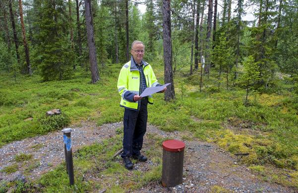 – Funäsdalen och Ljusnedal får en fantastisk vattenkvalitet nästa år när vi tar vatten från de här nya brunnarna, säger Christer Hedström.