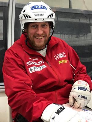Fredrik Sixtensson.