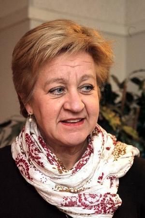 Charlotte Palmborg, Arbetsförmedlingens chef.
