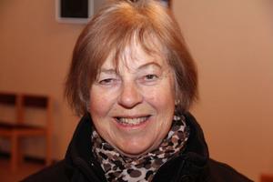 Evangelist Björg Laursen, 72 år, är norska och kom 1945 som flyktingbarn till Strömsbruk där hon växte upp