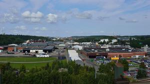 Scania i Södertälje.