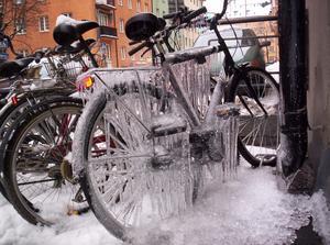 Dags att plocka fram cykeln.