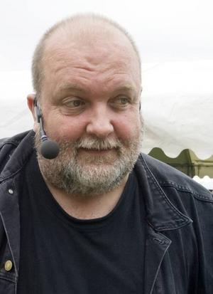 ARRANGÖR. Ingemar Dunkers som har stor erfarenhet av att hålla med festivaler och musikunderhållning hoppas att så många som möjligt kommer för att ha kul och uppleva något annorlunda i Sandviken.