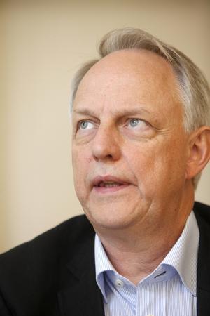 Lennart Iselius hälso och sjukvårdsdirektör Landstinget Västmanland