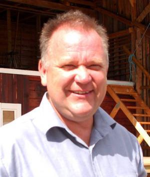 Arne Duberg,  en av arrangörerna är nöjd med årets Björnfest.