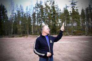 För ett antal år sedan drev Joonas även ett asylboende i Noppikoski.
