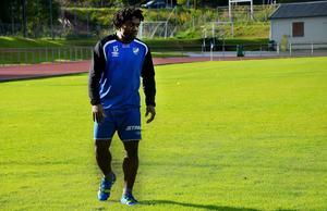 Mittfältaren Alfred Guillaume Matjei har förstärkt IFK Sundsvall under sommaren.