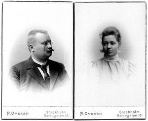 Karl Magnus och Klara Lindhs barnbarn, Gunilla Hubbard och barnbarns barn, Eva Ahlkvist delade i år ut Klara Lindh-stipendiet.