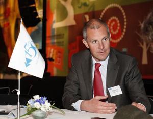 – Vi fortsätter att växa i många regioner i världen, säger Olof Faxander.