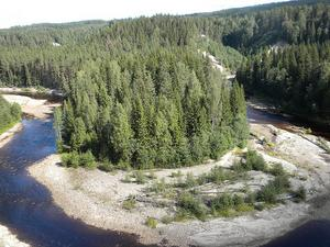 Mjällåns dalgång kan bli Sveriges Geologiska arv 2012.