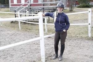 Frida Andersén har fått det glada beskedet: hon får rida i OS i Rio.