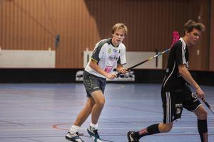 Tom Dahl är klar för spel i division 1 med Strömsbro.