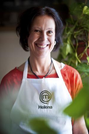 I onsdagens avsnitt av Sveriges Mästerkock i TV4 fick tittarna se Helena Appelqvist, som är uppvuxen i Höga kusten men nu bor i Östersund, ta sig vidare till final.