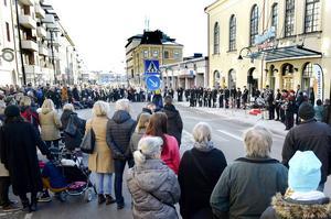 Invigningen av nya Konsertteatern - början på en ny kulturhustrend i Sverige?