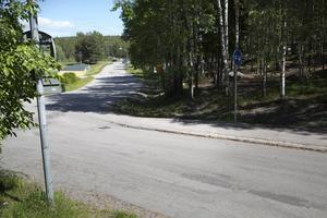 Vägen vid Björkbergsskolan är farlig, skriver eleverna som ska börja i trean till hösten i ett brev till kommunen.