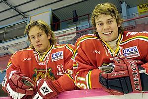Jonathan Granström och Martin Gudmundsson.