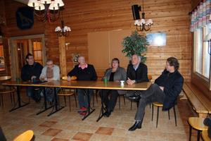 Lars Edin, Thomas Östlund, Lage Dahlqvist, Elisabet Lassen, Peter Holmqvist och Lars Dahlqvist tror på Höga Kusten AB