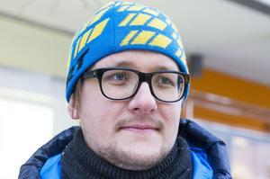 Emil Sydhage, Själevad: – Jag ska köpa en kartong med 16 lakritspipor. Jag är svag för det – det är lyx!