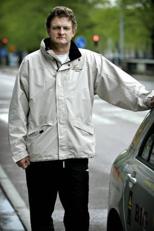 Kommunens drogsamordnare Johnny Gustafsson.Arkivbild