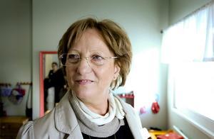 - De vuxna mår ju bra av att komma hit och ¨då mår barnen bra, säger Christina Rosmark, pedagog.