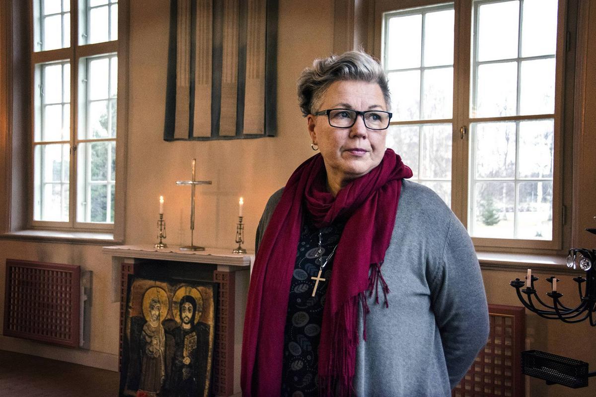 Ingrid Maria Edefors Karlsson, 74 r i Sunhultsbrunn p Norra