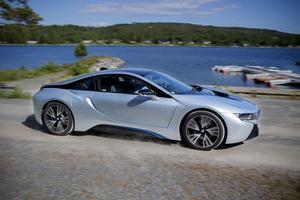 BMW i8 väcker starka känslor. Även för sin formgivning.