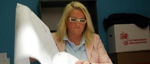 Camilla Westman vd för Städmani
