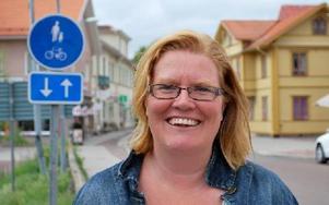 """""""De flesta av aktiviteterna är i Leksand, men också i Siljansnäs, Djura, Tällberg, Västanvik och Ål-Kilen"""" berättar folkhälsoplanerare Lena Ryen-Laxton. Foto: Annki Hällberg/DT"""