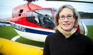 Tina Nordlund är sötvattens-biolog från Storuman.