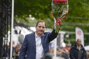 När socialdemokraternas Stefan Löfven inledde Almedalsveckan i går kväll handlade hans tal om annat än vallöften. Av Södertäljebon och stadsvetaren Jenny Madestam får Löfven betyg tre av fem.
