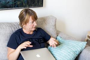Andréa Wiktorsson är peppad inför årets yra.