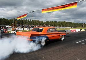 I sommar blir det ingen lukt av bränt gummi på Dala-Järna flygplats.