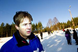 Ett stort intresse  för tvådagarstävlingen Bergebo skiweekend. Det kunde tävlingsledaren Jonas Lång rapportera om på lördagen. Tävlingarna genomfördes i helgen för andra året.