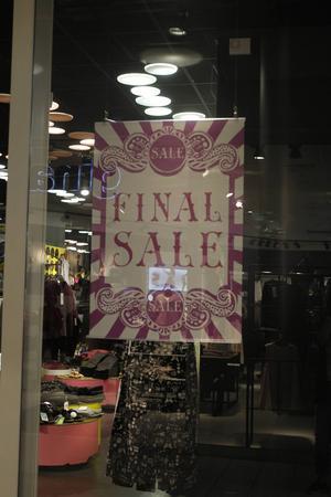 Butikskedjan Monki lägger ner sin butik i Östersund i september. Anledningen uppges vara butikens geografiska läge.