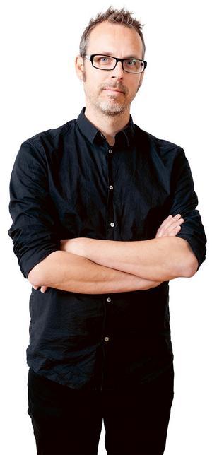 Anders K Gustafsson - nöjesredaktör.