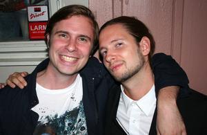 Bill och Bob. Erik Sidung och Tore Sidung
