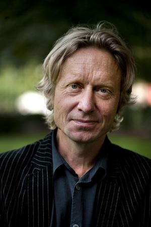 Bengt Ohlsson, författare som kommer till Bollnäs.