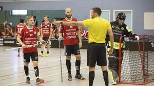 Hannes Cederfeldt har kommit in bra i Per-Ols.