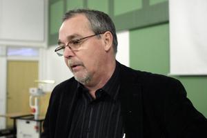Lennart Backlund, gymnasiechef Hudiksvall