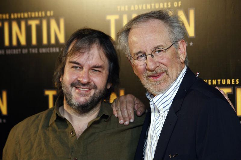 Spielberg storsatsar pa tintin