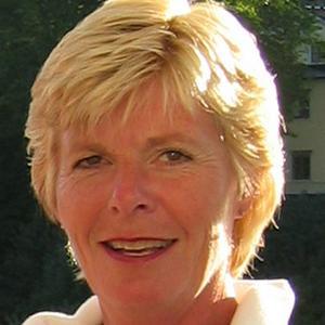 Christina Olstrand, projektledare för Leading Ladies.