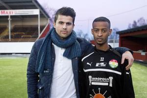 Bara några detaljer återstår innan Dalkurds sportchef Adil Kizil kan räkna in AIK-fostrade Eyasu Alemayehu i klubbens spelartrupp 2013.