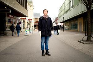 Anna-Maria Säll, folkhälsostrateg i Bollnäs.