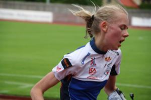 Hanna Kjellin, 16 år, Forsa OK.